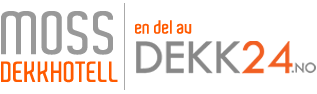 Moss Dekkhotell (Dekk24)